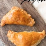 Looking for a savoury hand pie to start off the day? Try theseFreezer Friendly Chicken and Cheese Hand Pies! Both air fryer and oven instructions are included.