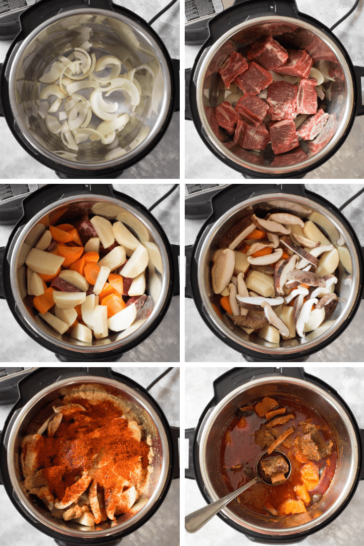 how to make korean instant pot beef short ribs