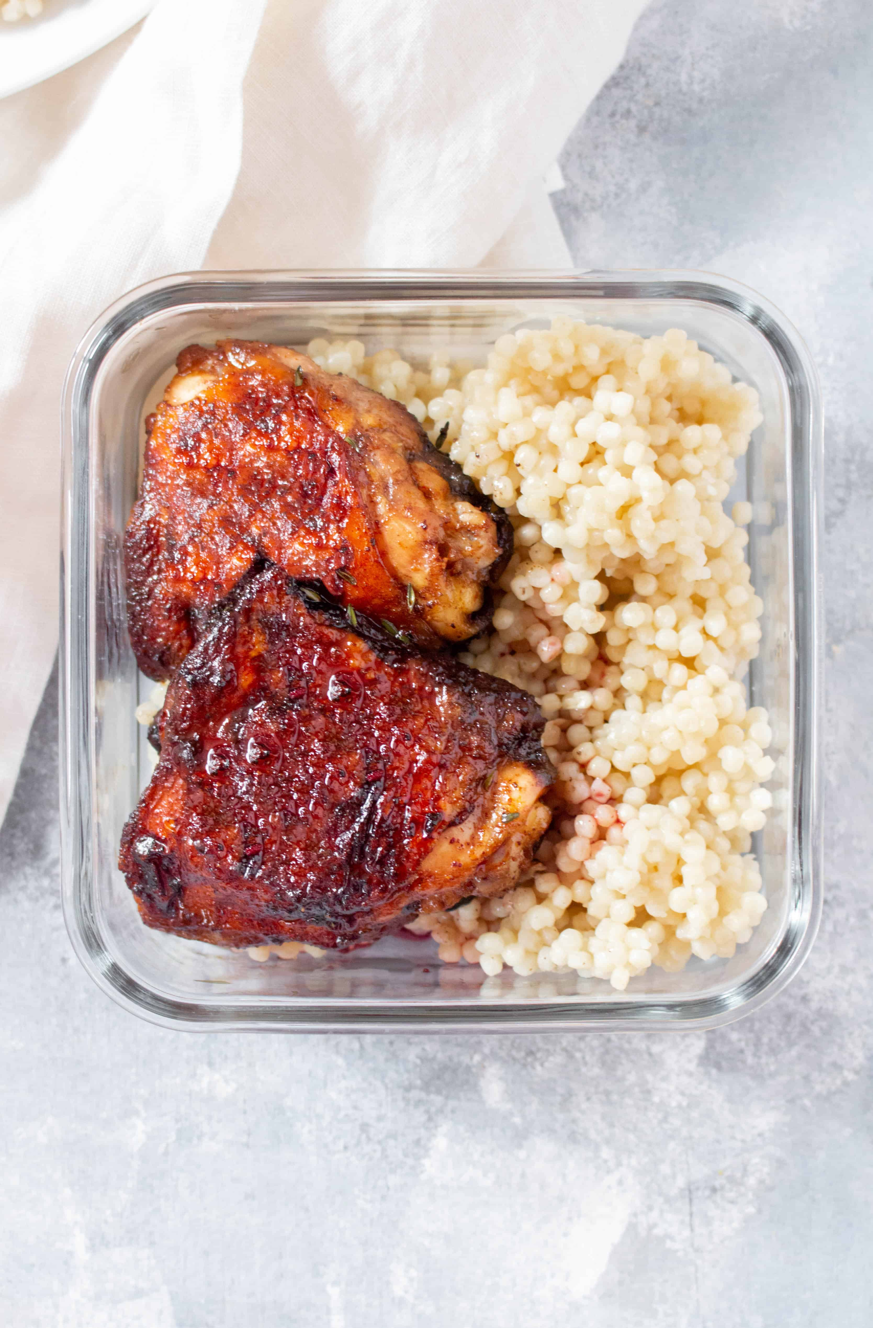 How To Make Pomegranate Chicken Thighs