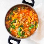 Healthy Hamburger Soup