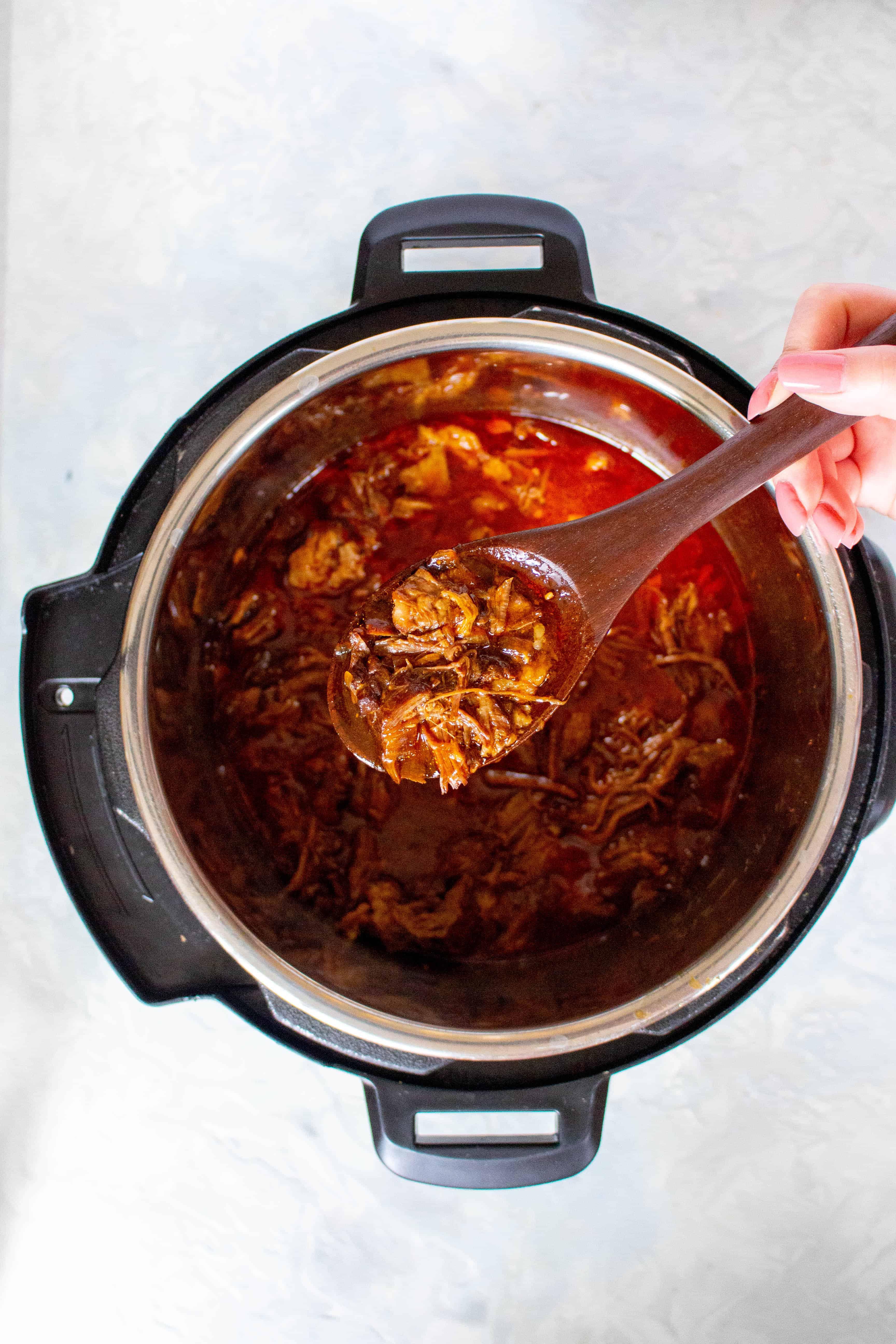 Easy Instant Pot Beef Ragu