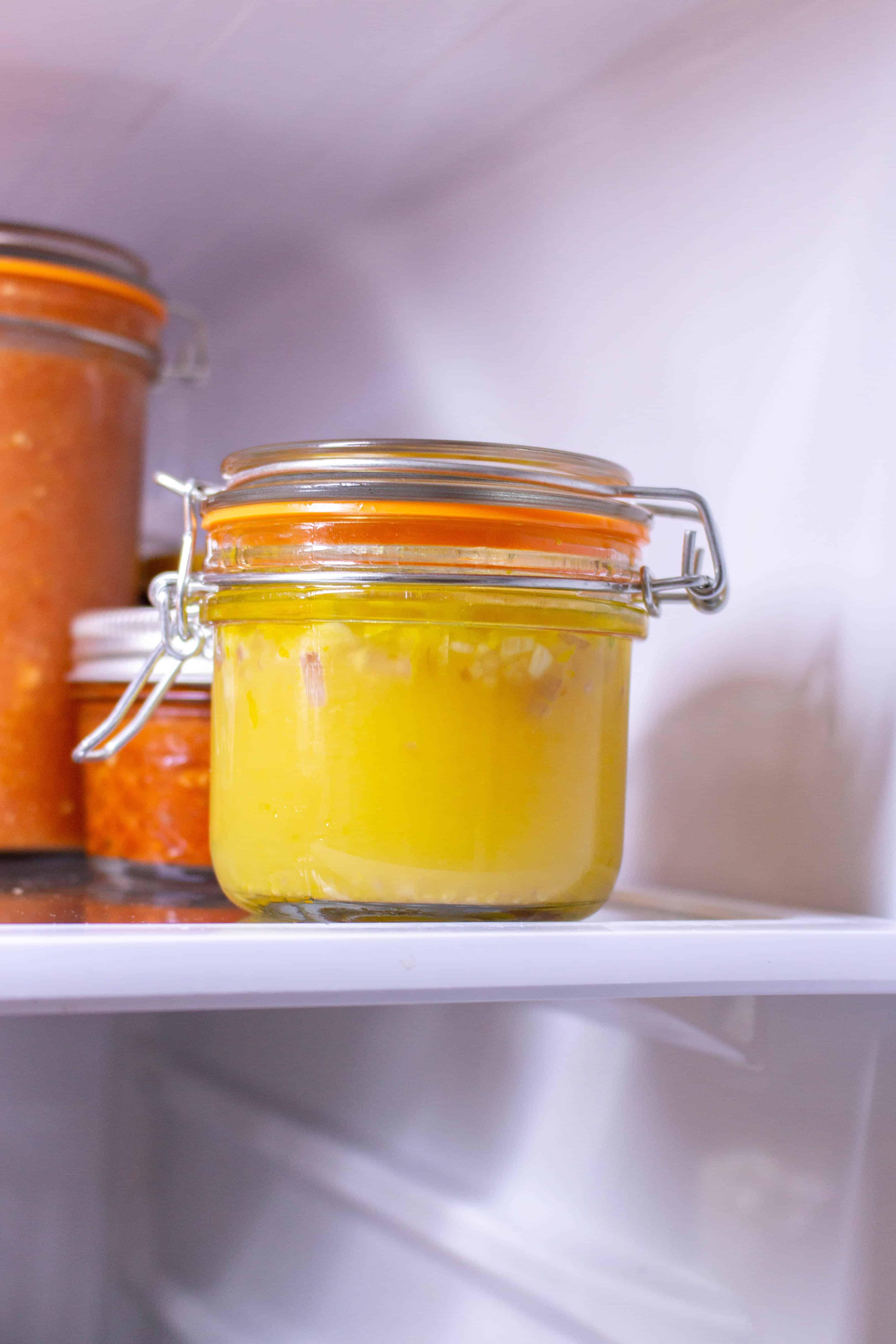 Tangy Orange Citrus Dressing