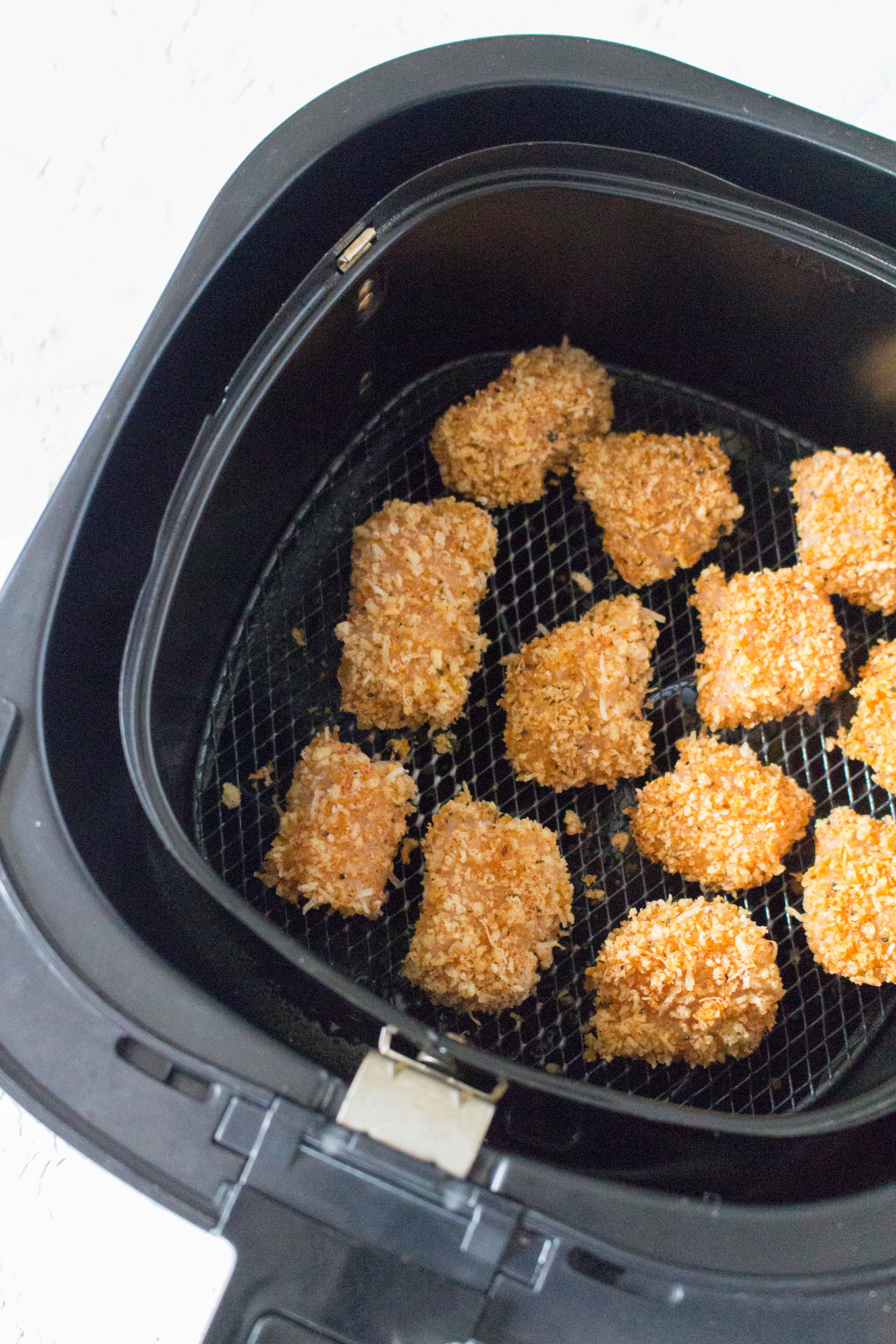 How To Make Homemade Air Fryer Chicken Nuggets