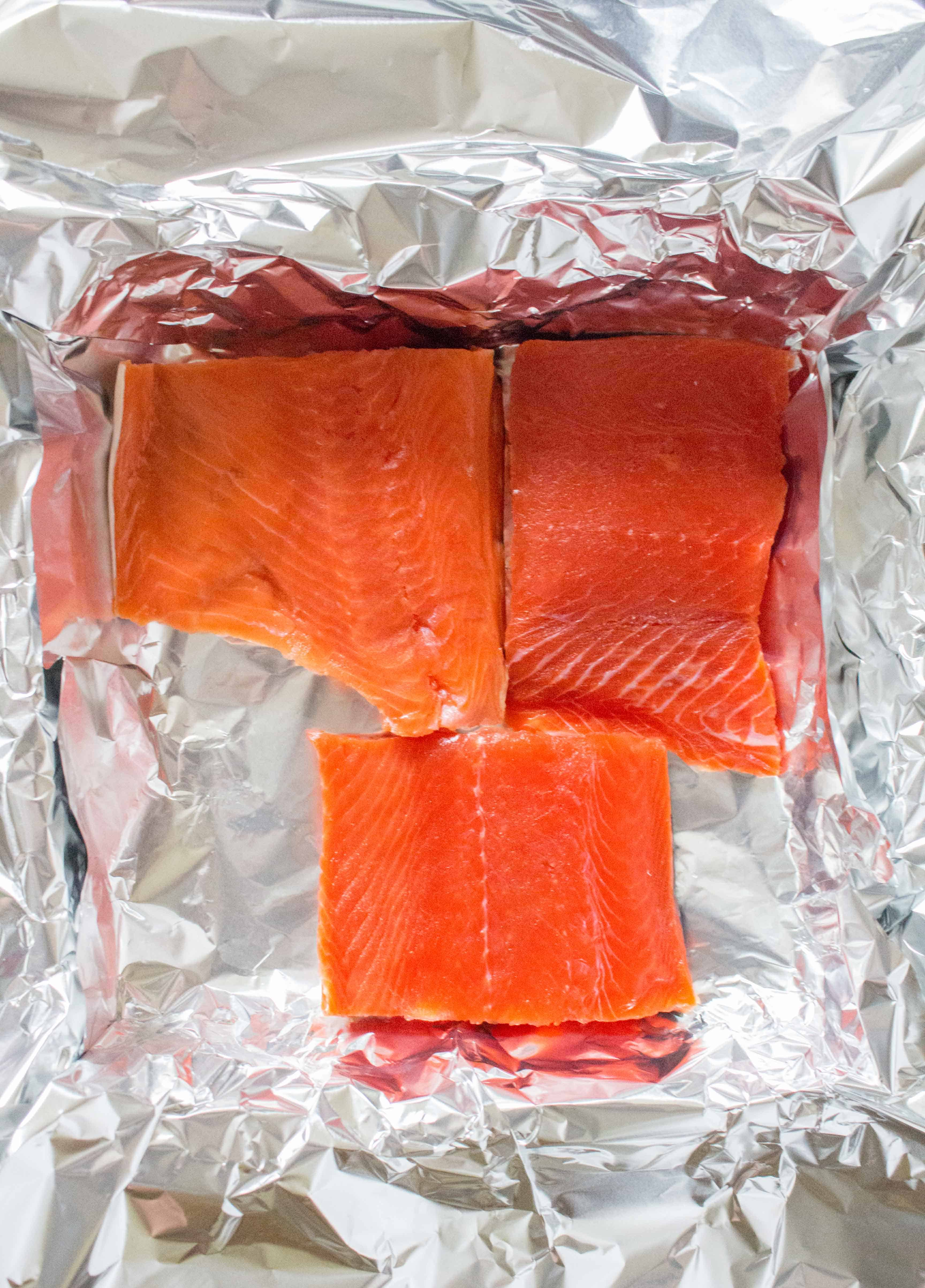 How To Make This Easy honey Garlic Salmon