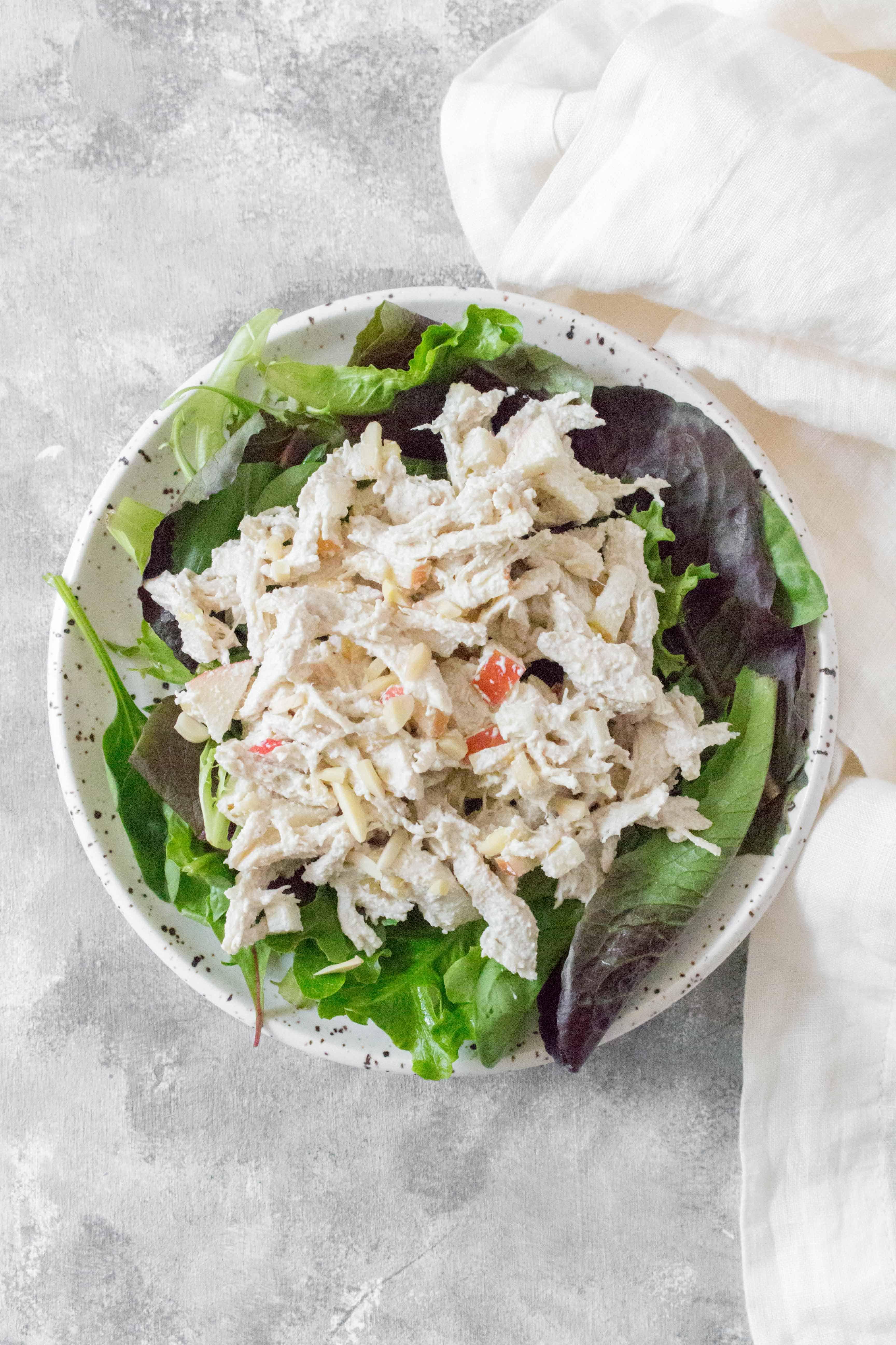 Healthy Chicken Salad Carmy Run Eat Travel