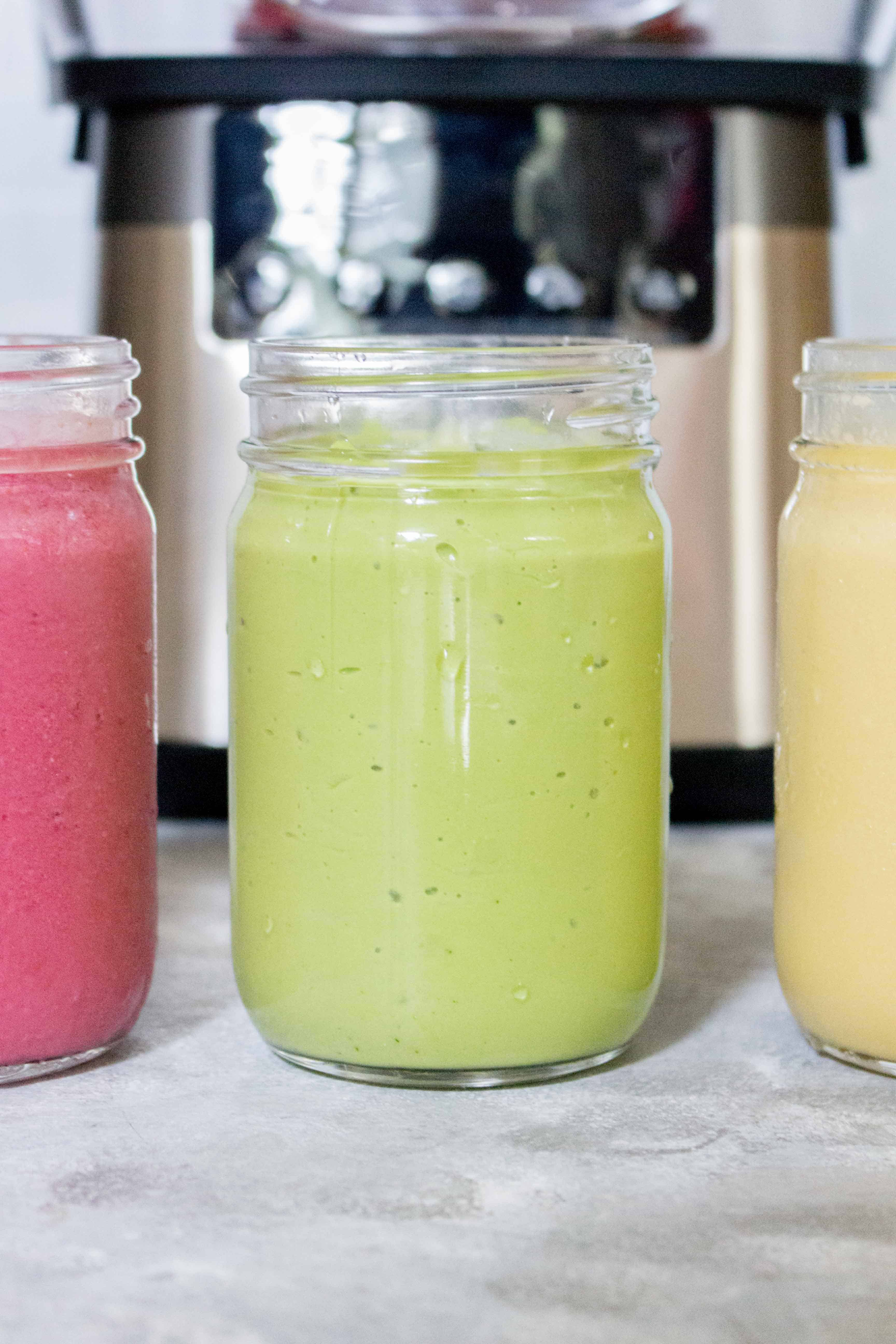 Want to incorporate smoothies into your day? Not sure where to start? Well, I've got you covered with this ultimate smoothie guide!