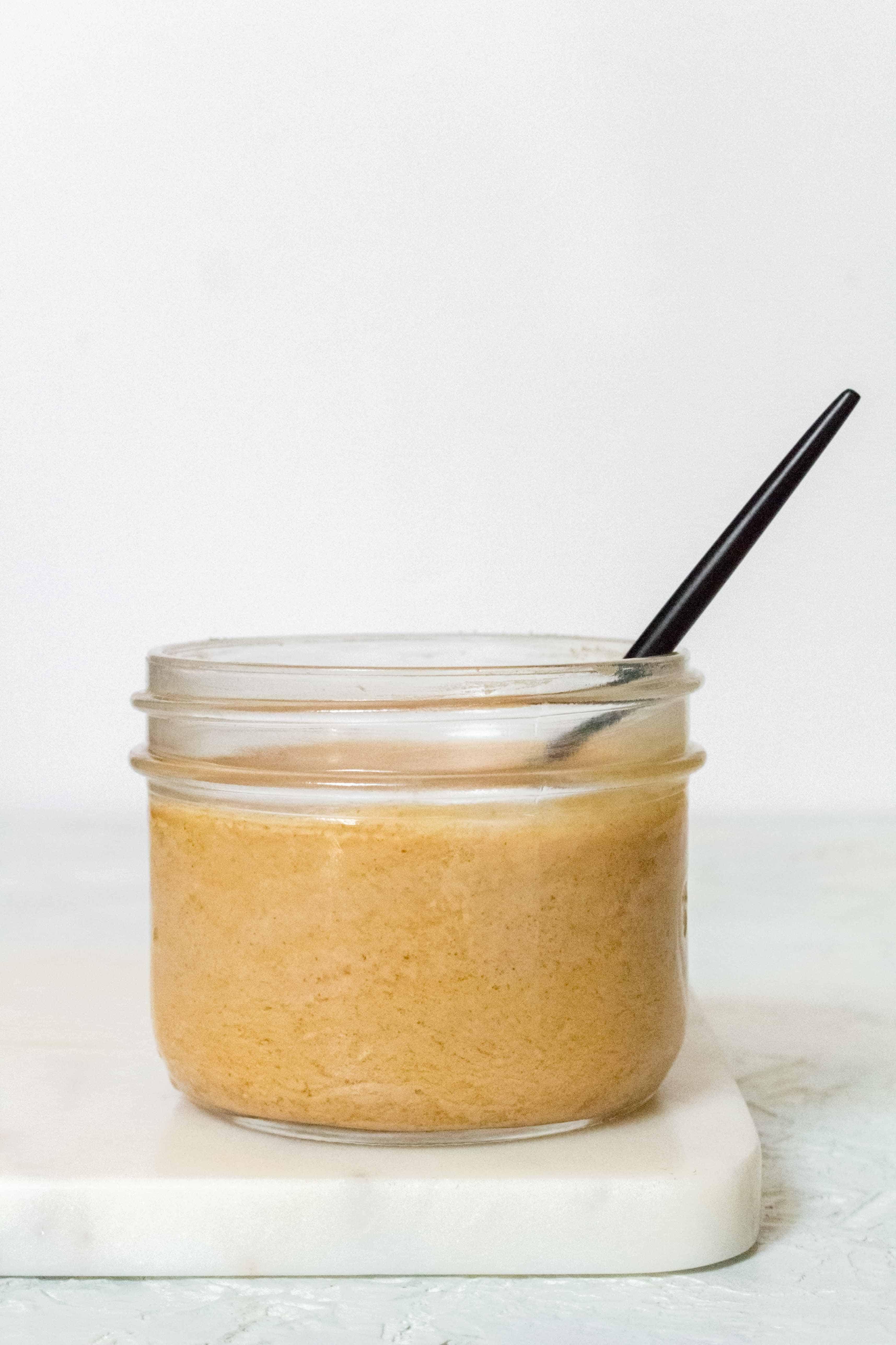 peanut lime sauce