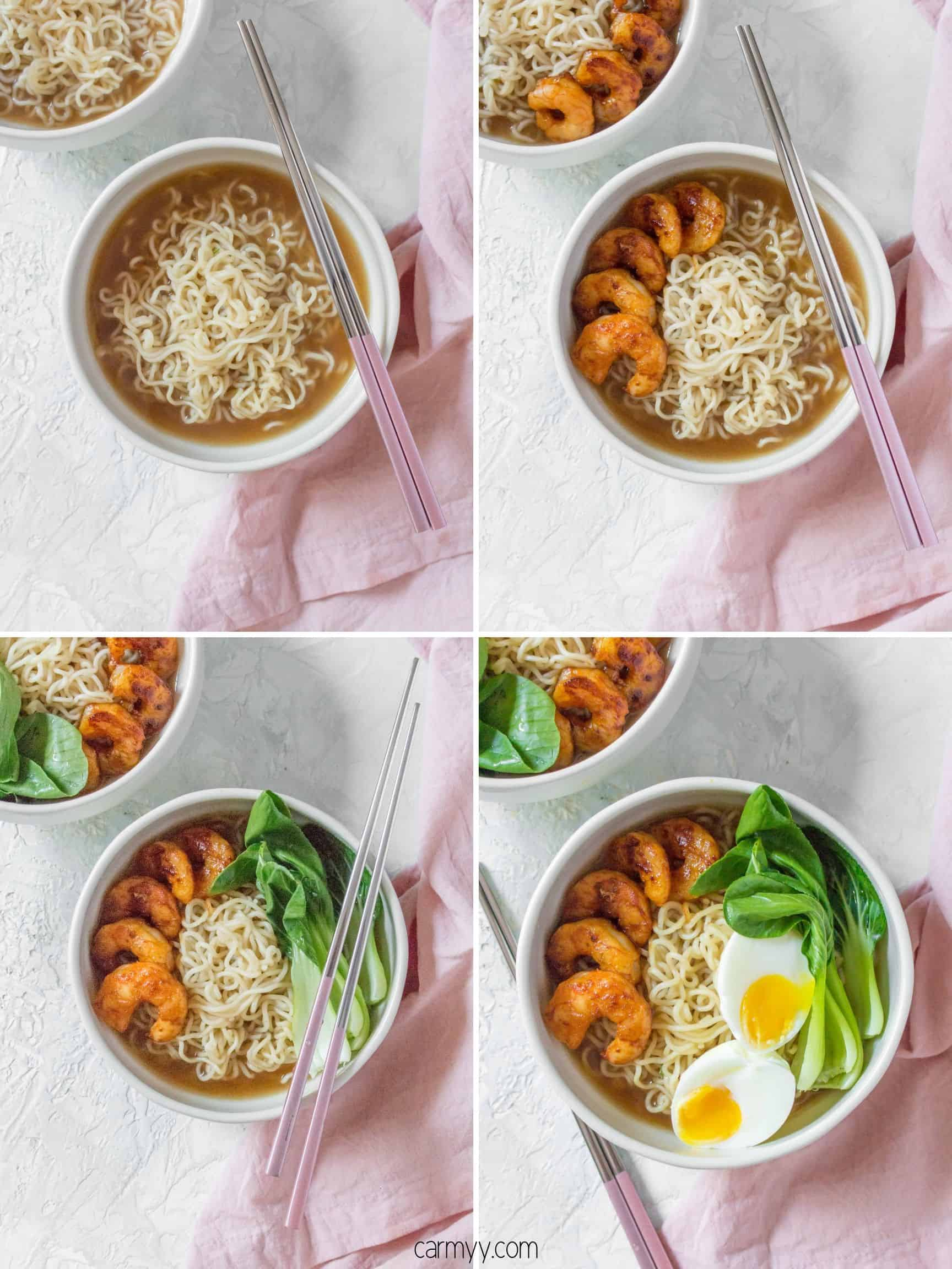 Want to give your boring Instant Ramen an upgrade? Here's how to make your Instant Ramen taste amazing and healthier!