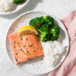 Quick, moist, and, and hands-off, here's my guide on How To Make Salmon in the Instant Pot from both fresh and frozen salmon fillets.