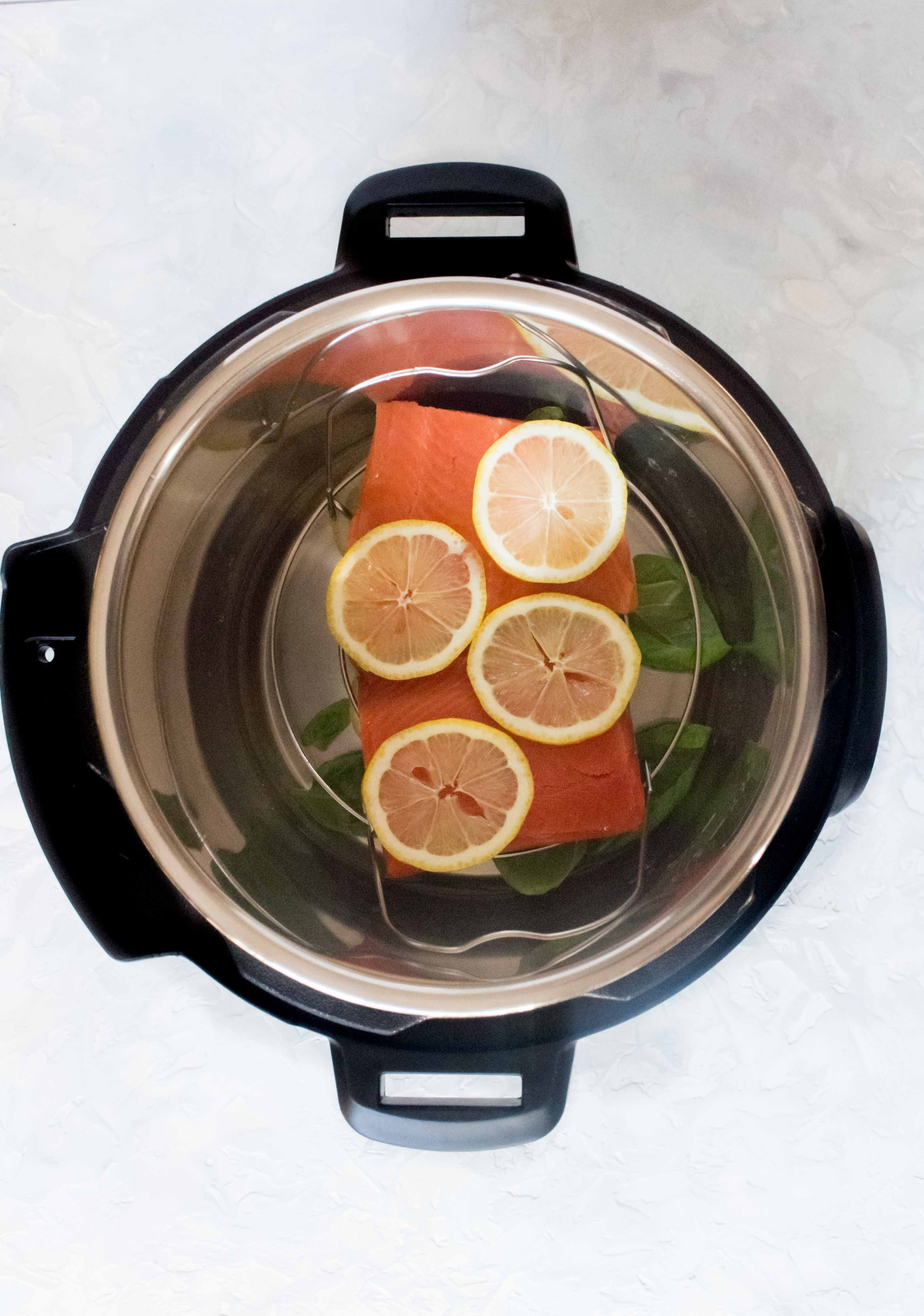 How to Make Salmon in the Instant Pot