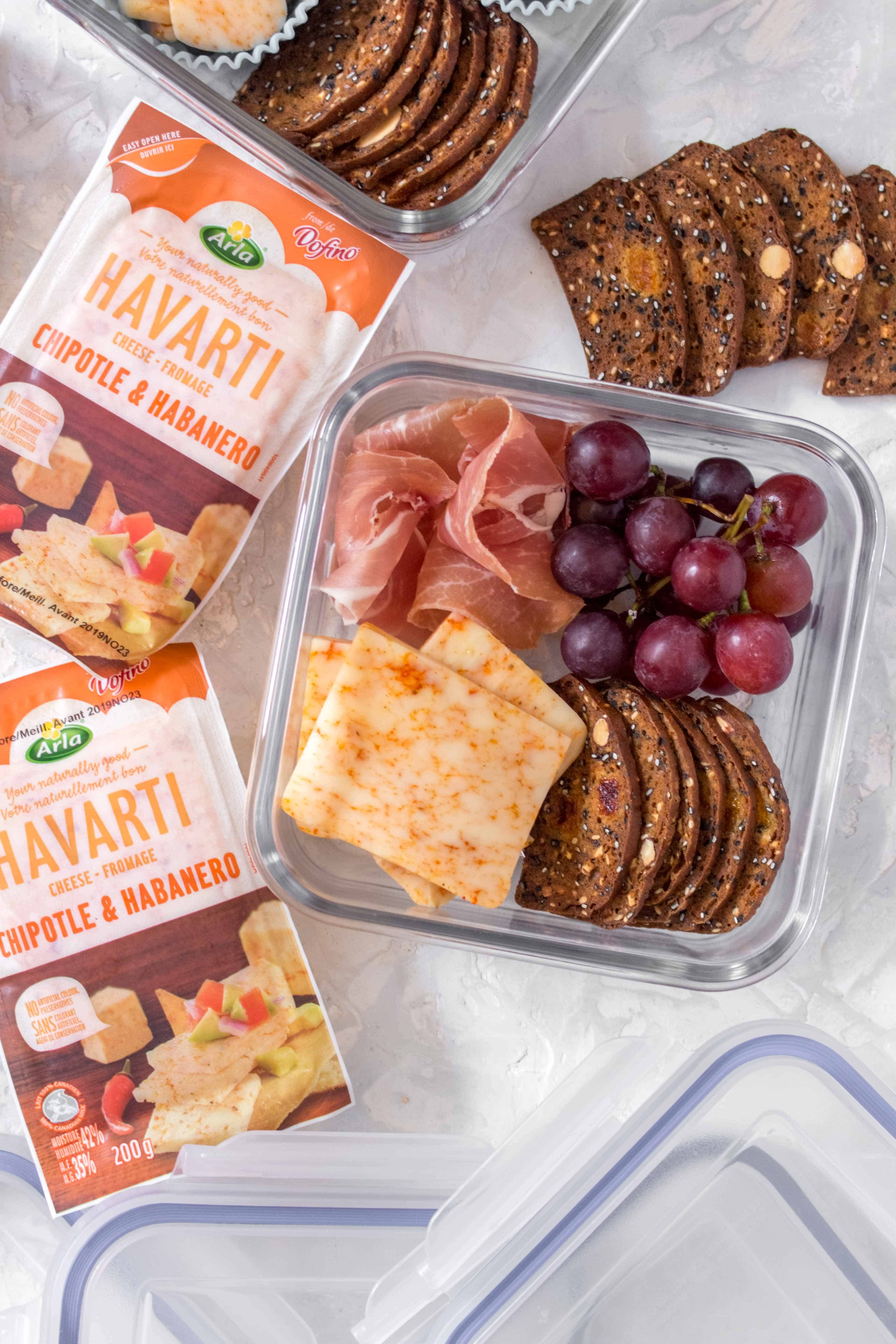 What You Need To Make DIY Adult Lunchables