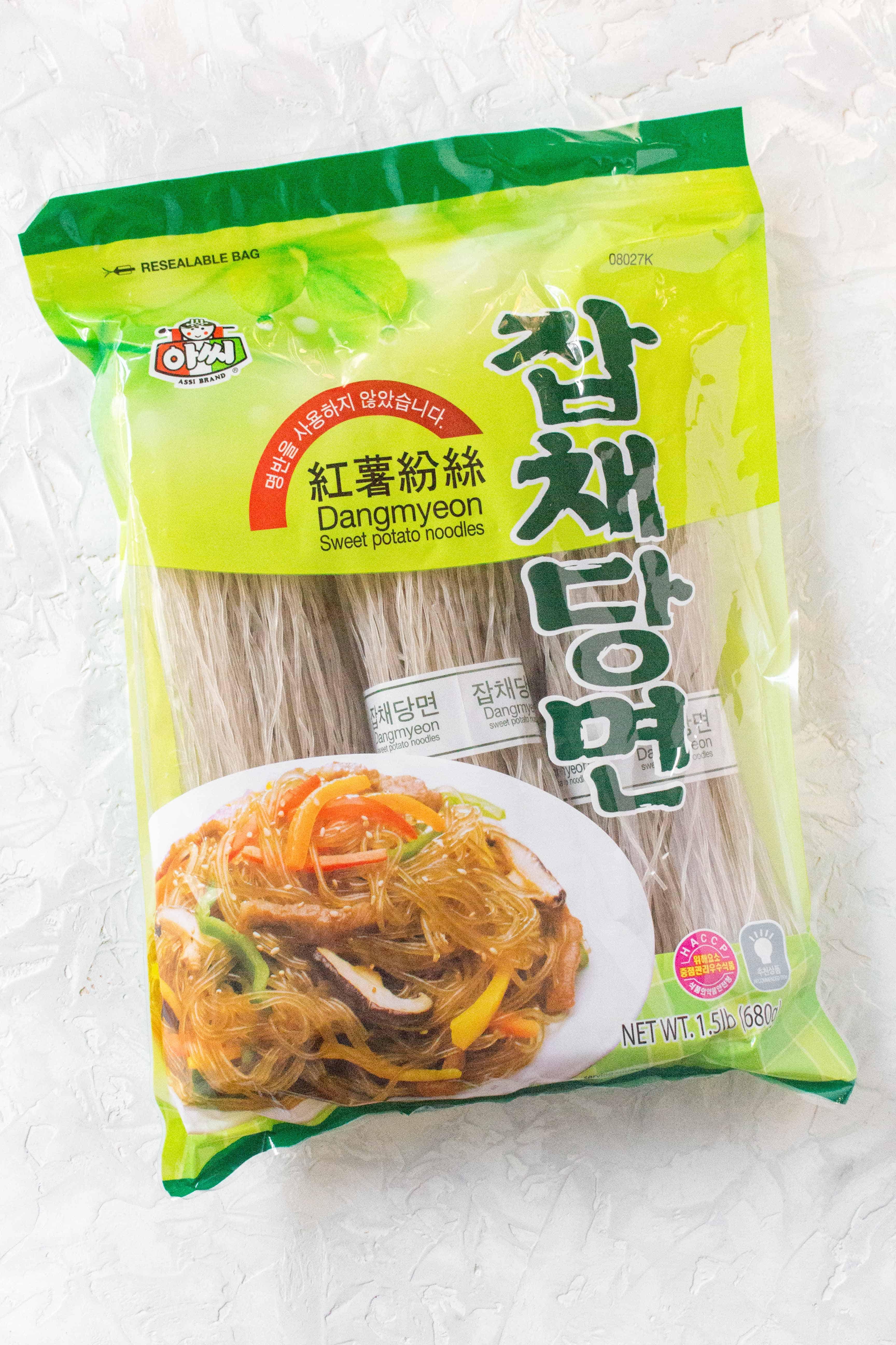 Dangmyeon Noodles