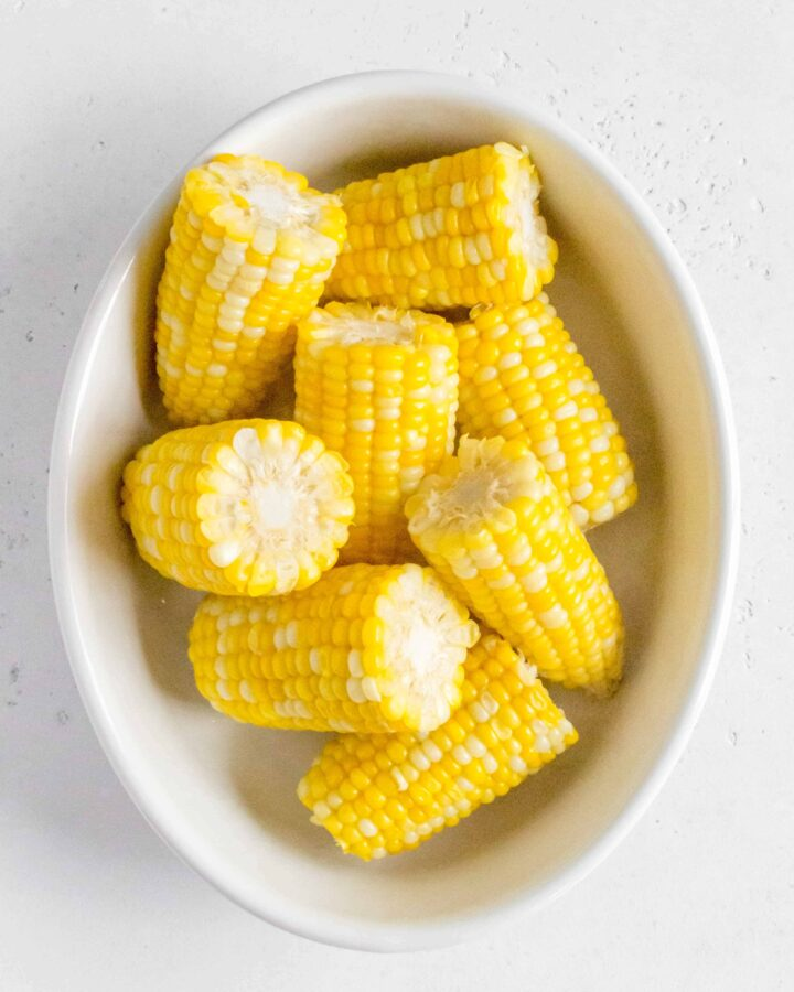 Cooked with cream and honey, this Instant Pot Corn on the Cob comes out perfectly cooked, sweet, and juicy!