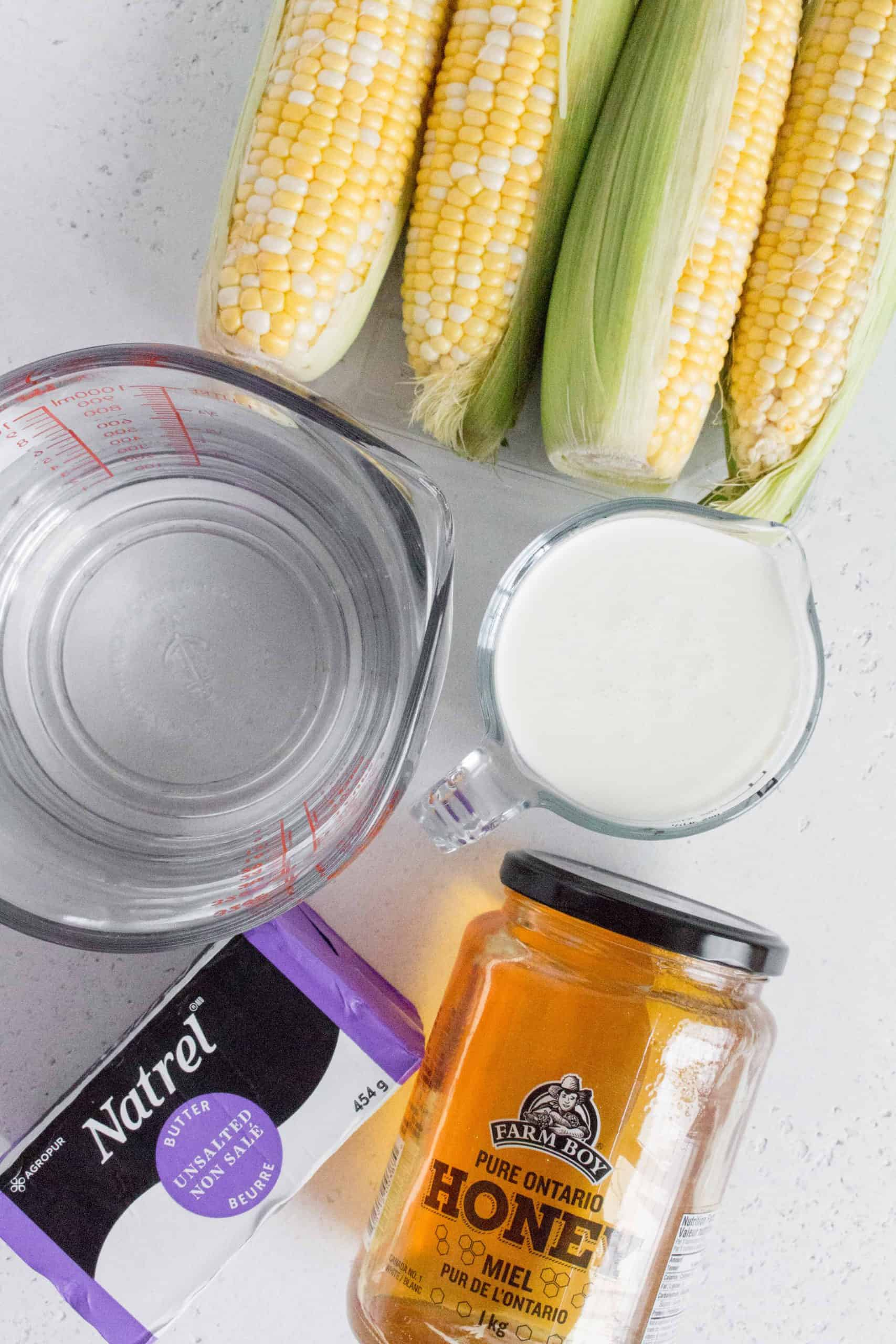 What You'll Need To Make This Sweet Corn on the Cob