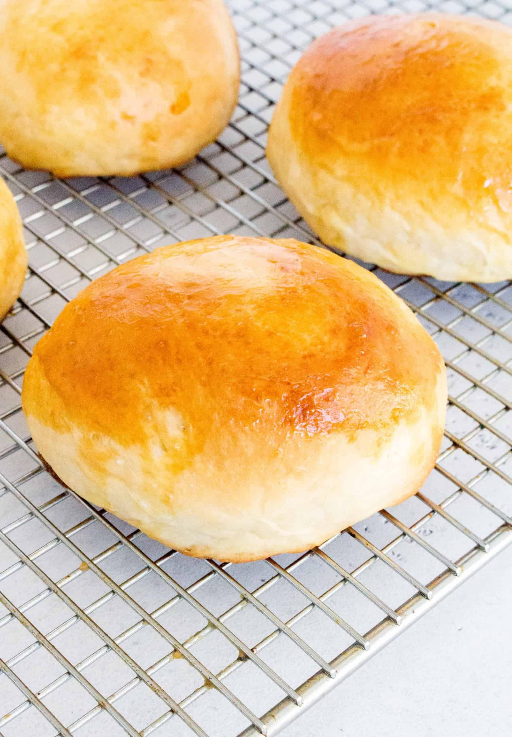 hokkaido buns | hokkaido dinner rolls