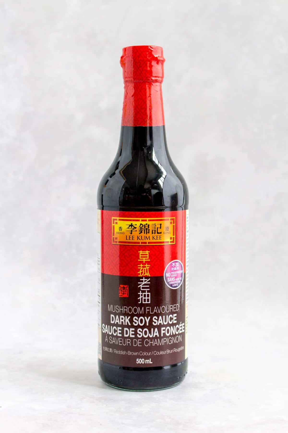 Mushroom Flavoured Dark Soy Sauce.